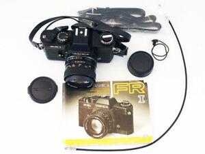 Yashica FR I mit Yashica Lens ML 50mm 1:1.4;