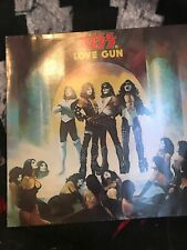 KISS Love Gun Netherlands/Holland Early 80's Pressing 6399 063 Stanley Simmons