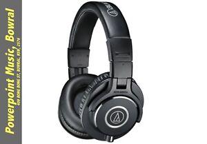 Audio Technica ATH-M40x Stereo Headphones