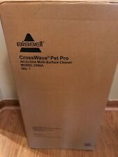 NEW BISSELL CrossWave Pet Pro Deluxe Multi-Surface Cleaner 2305K