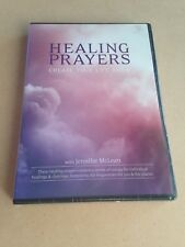 HEALING PRAYERS with Jennifer McLean  4 audio CDs (clearings, energy vortex) NEW