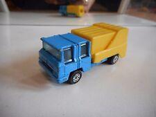 Corgi Juniors Refuse Truck in Blue/Yellow
