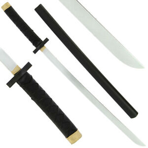 LARP Foam Collectors Cosplay Japanese Bokken Wakizashi BENDY Sword & Sheath