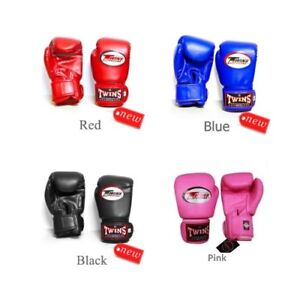 TWINS SPECIAL BGVS-3 SELECT COLOR BOXING GLOVES MUAY THAI KID' S BOXING MMA K1