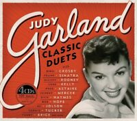JUDY GARLAND -CLASSIC DUETS (BING CROSBY,FRANK SINATRA,GENE KELLY,...) 4 CD NEW