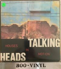 Houses In Motion  Talking Heads Vinyl Record Sire 4050 Ex  Con