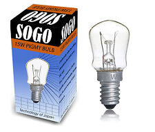 Salt Lamp 15 Watt Bulb,Pygmy Light Bulb,Candelabra Socket incandescent Bulb
