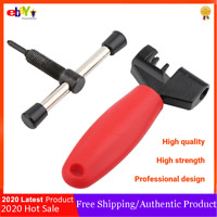 Bike Chain Breaker Splitter Cutter Repair Removal Tool for Cycling Bicycle