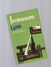 il professore -  Lynn -
