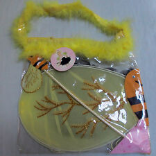 POSH Honey Bee Wing Wand Tutu Costume Girl Kids Children Halloween