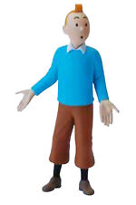 TINTIN WEARING BLUE SWEATER ACTION FIGURE, FIGURINE (NEW)