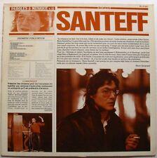 BORIS SANTEFF (LP 33 Tours)   PREMIERE PUBLICATION PAROLES & MUSIQUE N° 13