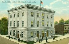 Bowling Green,KY. The New Post Office and Federal Building