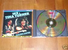 CD / IKE AND TINA TURNER / GOLDEN EMPIRE / 2 ALBUMS SUR 1 CD / TRES BON ETAT