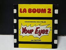 BO FILM La boum 2 SATORI your eyes 2C008-72692