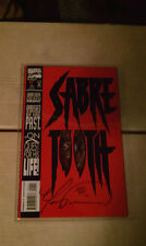 Sabretooth: Death Hunt  #1 *Signed by Mark Texiera!*