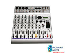 TC 8 Channel Digital DSP Audio Microphone Line Mixer