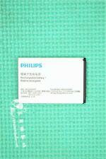 1pcs New Battery For Philips S309 CTS309 AB1600DWMT AB1600DWML 3.7V 1600mAh