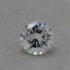 Echter schwarzer Diamant rund Brillant Schmuck Edelstein Fasserstein 147