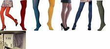 HUE Super Opaque WITH Control Top Womens Tights