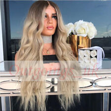 9A Brazilian 100% Human Hair Wigs Remy Hair Lace Front Ombre  Full Lace Wigs