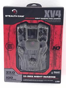 STEALTH CAM STC-XV4 ADVANCED NIGHT IMAGING TRAIL CAMERA HI RES