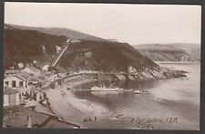 Postcard Isle of Man early view of Port Soderic by Philco Series