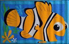 ~ Finding Nemo - DISNEY BED BEDROOM NURSERY FLOOR RUG MAT