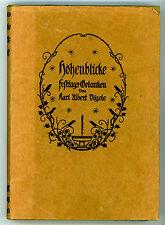 Buch_Höhenblicke Festtagsgedanken