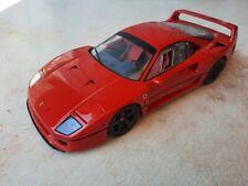 Kyosho Ferrari F40 leight weight rossa red 1/18