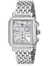 NEW Michele Deco Day Diamond Dial MOP MWW06P000014 Ladies Watch