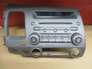 HONDA CIVIC 09-11 RADIO AUDIO AM FM CD FACTORY DASH UNIT OEM # 39100SNAA620M1