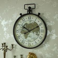 Orologi e sveglie da casa analogico a batteria in ferro