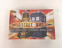Doctor Who Interactive Electronic Board Game New Sealed (some damage)