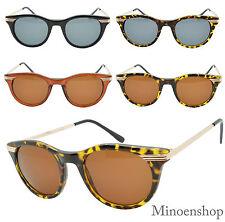 Designer Hipster Vintage Frame Men Women's Celebrity Style Depp Sunglasses 50's