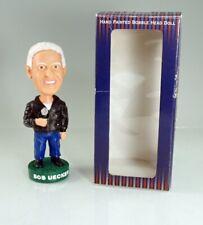 2001 Milwaukee Brewers Bob Uecker Hand Painted Pepsi Bobblehead In Box