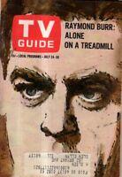 1965 TV Guide July 24 - I Spy; Munsters; Jackie Coogan; Jimmy Dean