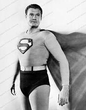 8x10 Print George Reeves Superman 1954 TV Series #GR7