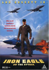 Iron Eagle 4 (lou Gossett Jr) on The Attack DVD Reg 1