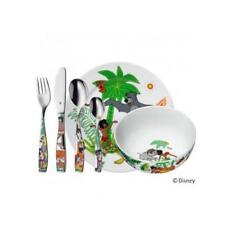 WMF Kinder Set 6 tlg. Dschungelbuch Besteck Geschirr Dschungel Spülmaschine