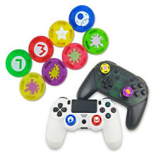 8 Silicone Analog Thumb Stick Grip Caps for Nintendo Switch NS Pro PS4 Xbox One