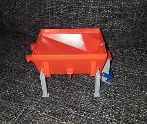 Playmobil Ersatzteil ; Aufbau für Streugut 4046