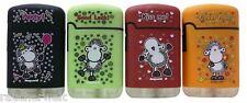 Gasfeuerzeug Feuerzeug zum Aktionspreis Sheepworld Lizenz mit witzige Designs
