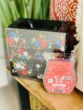 Scentsy Life is Beautiful Warmer - Scentsy Warmers - Nib - 100% Authentic