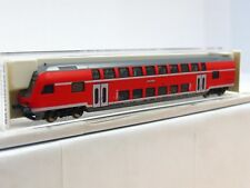Fleischmann n 8623 K doble piso carro fiscal bdbzf 2. clase DB embalaje original (tr7628)