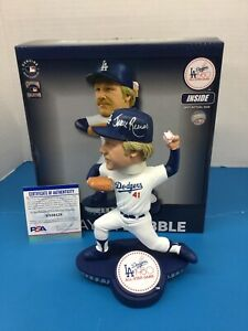 JERRY REUSS DODGERS SIGNED LIMITED 1980 ALLSTAR GAME EXCLUSIVE BOBBLEHEAD PSA