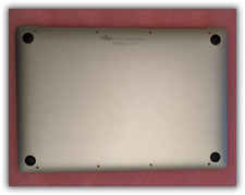 """Macbook Pro 12"""" Retina A1534 2015 Silver Bottom Case Cover with Battery/speaker"""