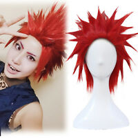 My Hero Academia Baku no Hero Academia Eijiro Kirishima Short Red Cosplay Wig