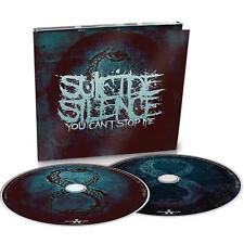 SUICIDE SILENCE ‎– YOU CAN'T STOP ME CD & DVD SET (NEW/SEALED)
