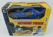 Extreme Tuner Remote Control Race Car Blue - Ages 5+ RC Thunder Racing